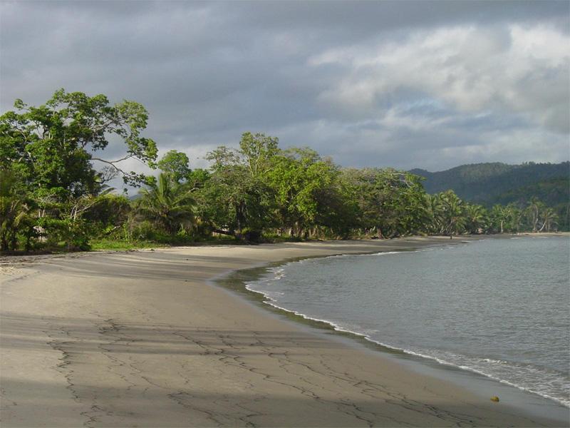 Antanambe beach
